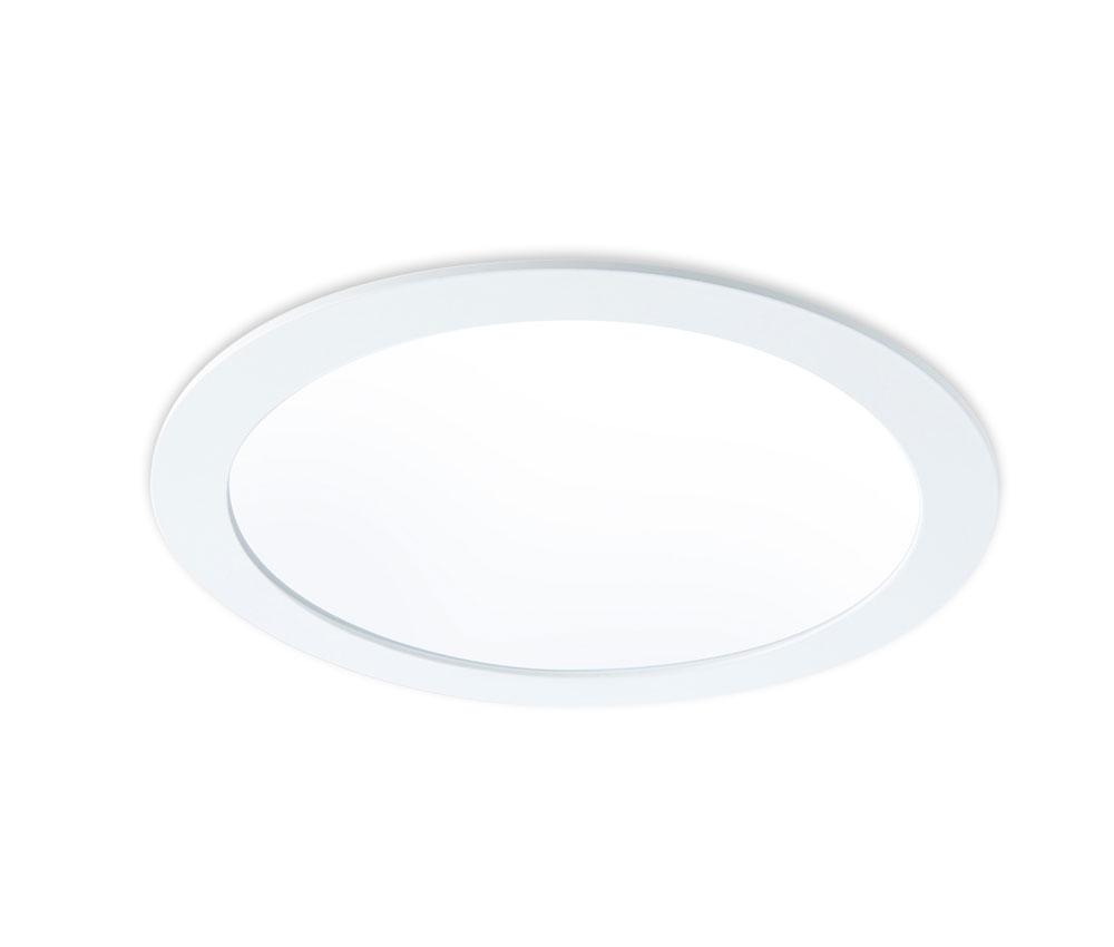 Llp130cw 9w Led White Circular Panel 630lm 4000k 150mm