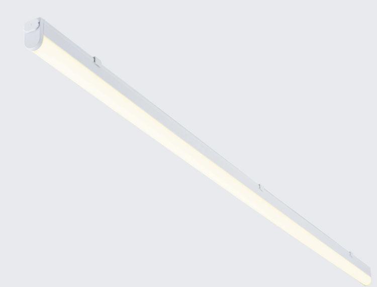 KNIGHTSBRIDGE LED LINKABLE UNDER CUPBOARD LIGHT 838mm 13 WATT COOL WHITE 4000K