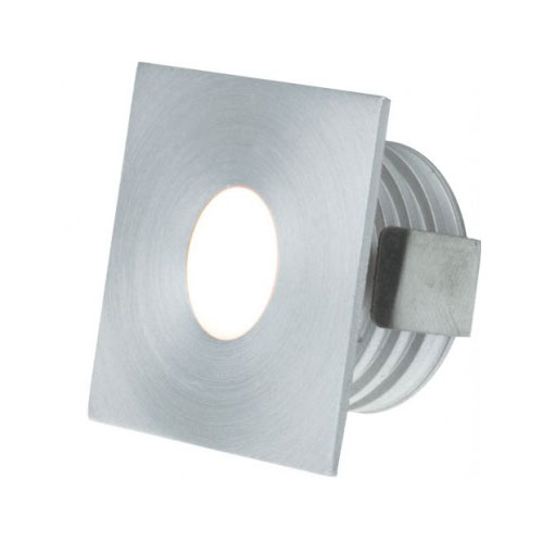 Asq032a3 Ip65 Low Level Aluminium 1w 3000k 350ma Square