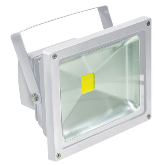 20w led floodlight in white 5000k 1580lm ultra bright led flood