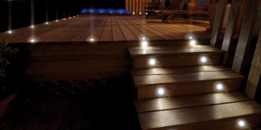 Wonderful Walkover U0026 Step Lights. Outdoor ...