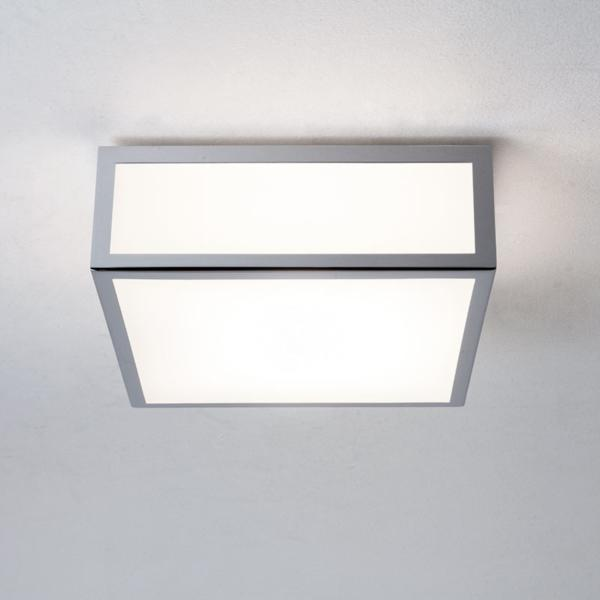 lights mashiko 200 bathroom ceiling light in polished chrome and