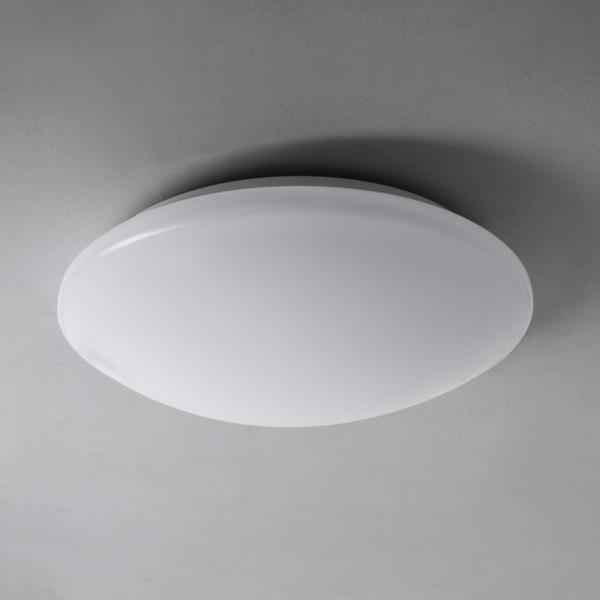 Ax7263 Ip44 Massa 300 Flush Round Bathroom Light With