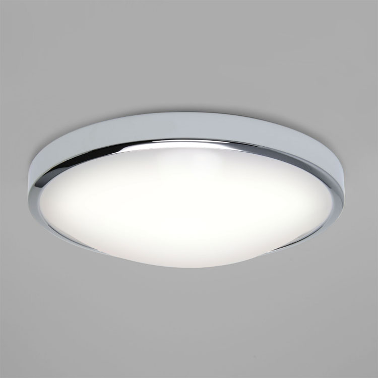Ax7831 Osaka Led Bathroom Ceiling Light 16w 2700k In