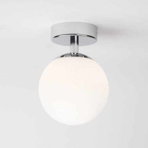 Light Fixtures Denver: Denver IP44 Bathroom Ceiling Light IP44 120mm Globe Lamp