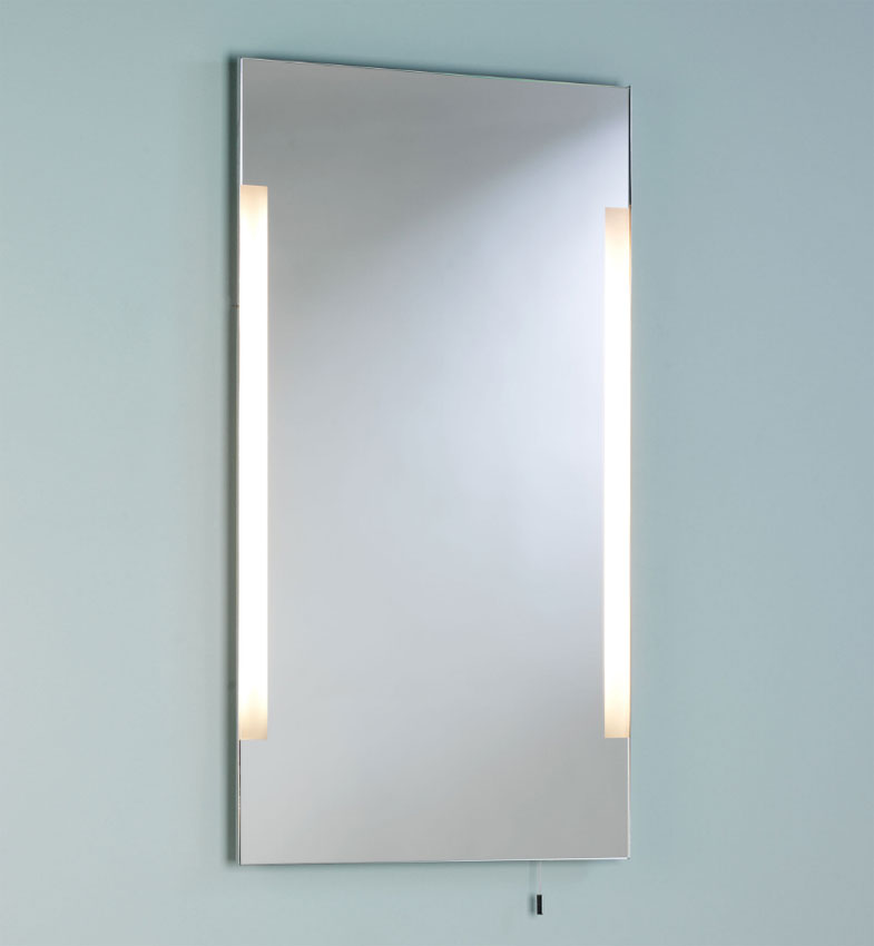 Ax0406 Imola Illuminated Bathroom Mirror With Pull Cord