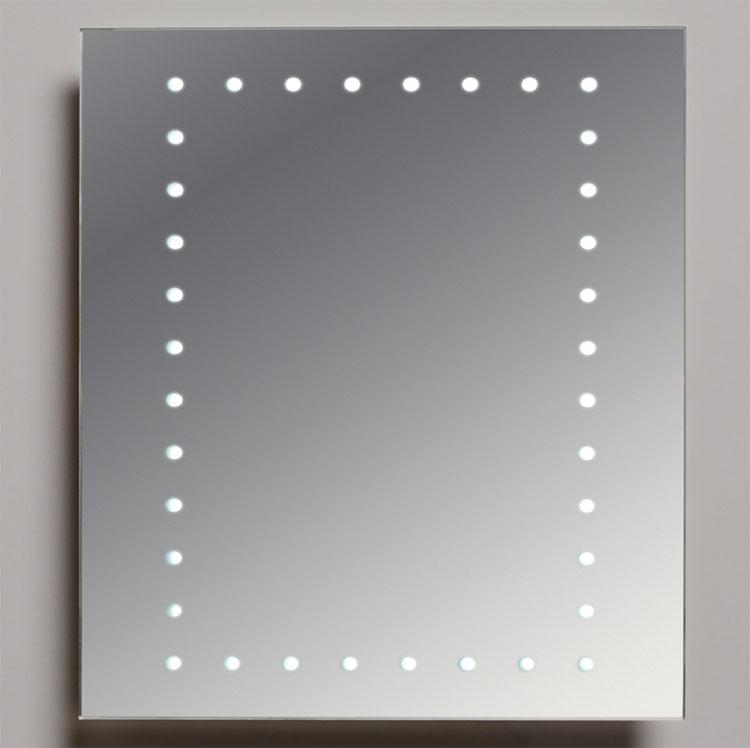Java Java Led Illuminated Bathroom Mirror With Demist