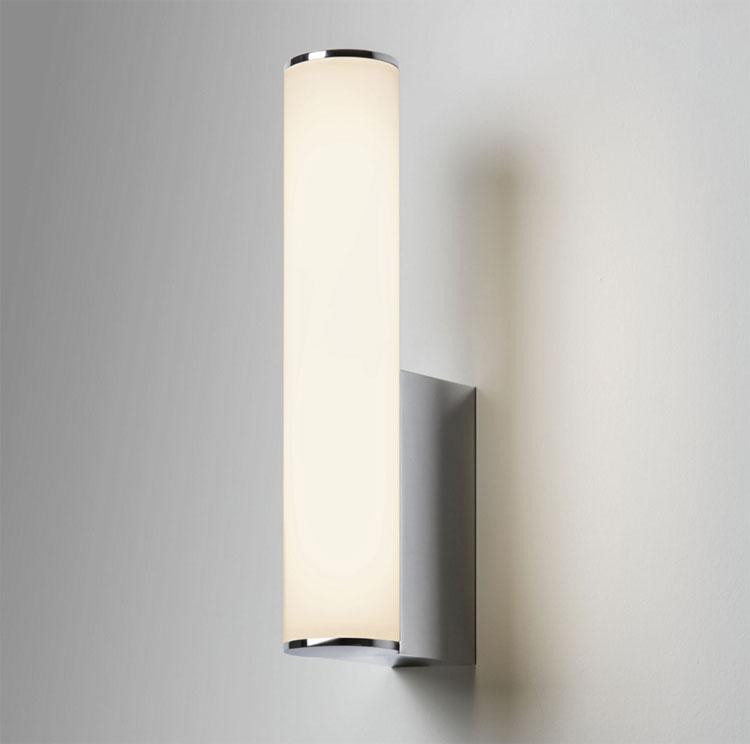 Ax7392 Domino 3 6w 3000k Led Bathroom Wall Light In