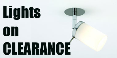 Lights on Clearance