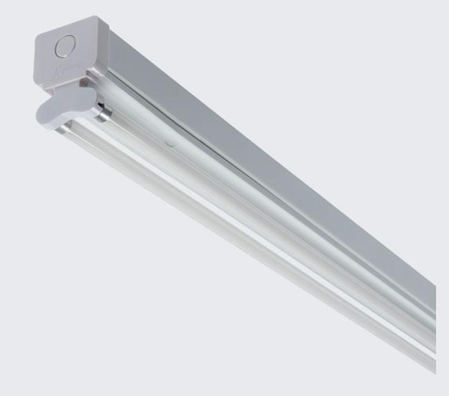 T5228 2 X 28w 4ft 1175mm Fluorescent Twin T5 Batten