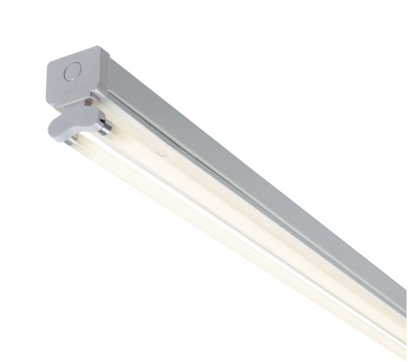 Fluorescent Light Batten Fittings: 2 X 14W 2ft 574mm Fluorescent Twin T5 Batten Light