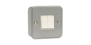 Heavy Duty Metal Clad Switches and Sockets