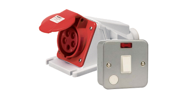 Industrial/Metal Clad Switches & Sockets
