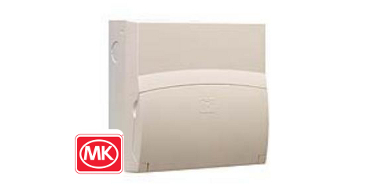 MK Electric Domestic Consumer Units and Distribution Boards