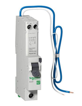 Bathroom sensor lights - Ez9drb16 Schneider Ez9d16816 Easy9 16a Rcbo 1 Pole