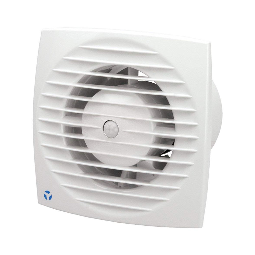 Aue100pr Aura Eco 100mm 5 6w Toilet Fan With Motion