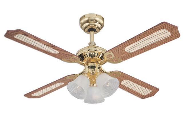 78199 Westinghouse Ceiling Fan 105cm 42 Inch 4 Blade