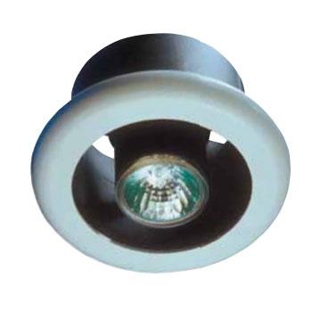 slw manrose showerlite sl w white light fitting 12v 35w