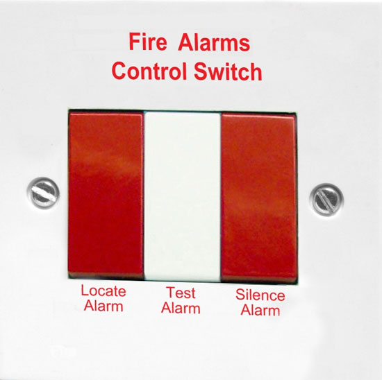 Ei1529rc Aico Ei1529rc Hardwired Alarm Control Switch For Remote Test Hush And Locate