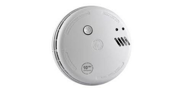 Wireless Fire & Security Devices, Smoke and Heat Detectors