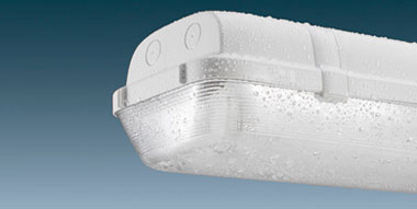Weatherproof Fluorescent Lights | IP Rated Fluorescent Lights