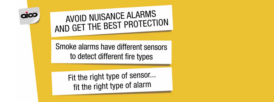 Avoid Nuisance Alarms: get the Best Fire alarm and Smoke alarm