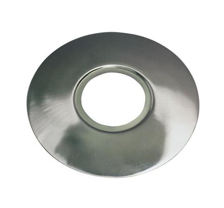 306ss Satin Steel Circular Conversion Plate 70 180mm