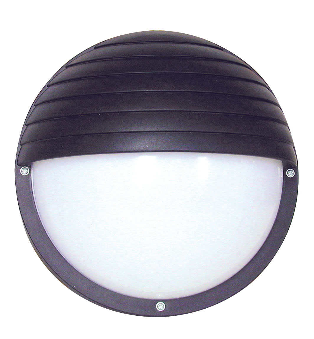 Round Outside Wall Lights : Outdoor lights, round or oval bulkhead for outdoors, outdoor wall lights - The Sparks Direct Blog
