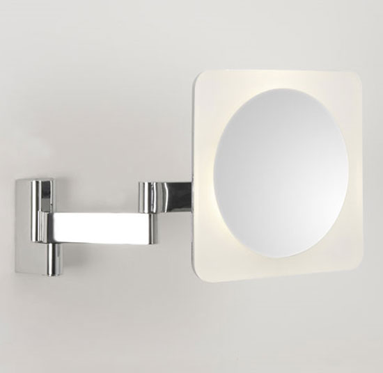 niimi led square mirror light new vanity led bathroom mirror light. Black Bedroom Furniture Sets. Home Design Ideas
