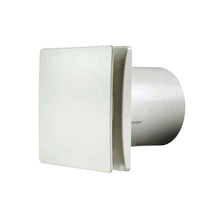 "DEC150SW - Manrose RTDeco 150mm 6"" White Extractor Fan ..."
