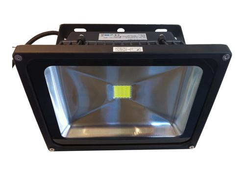Outdoor LED Flood Light 30W 6000K LED IP65 Rated Black Flood Light For Exte