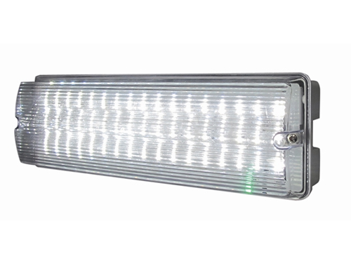 ip65 6w 3h maintained led bulkhead led emergency bulkhead fitting for