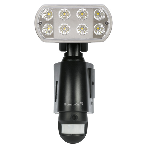 ESP GuardCamLed 12W LED Outdoor Flood Light With PIR