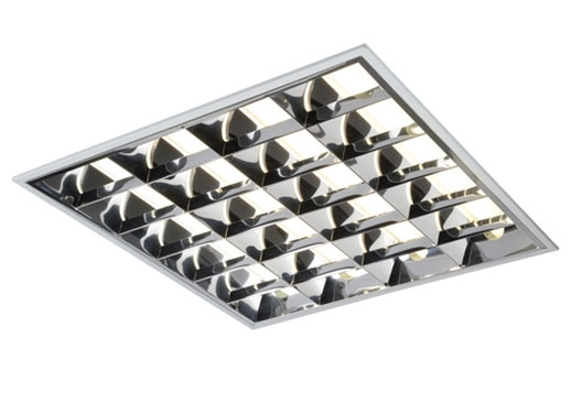 Recessed Modular 4 X 18w T8 High Frequency Fluorescent