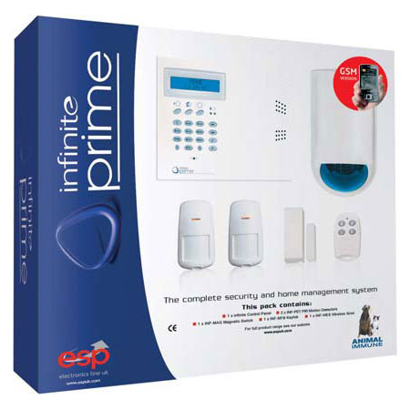 Security Alarm Now >> Wireless Alarm Kit With Gsm Module The Best Wireless Burglar Alarm