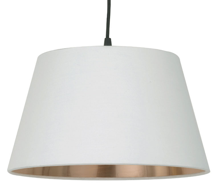 PENDANT CHANDELIER WITH FABRIC SHADE Chandelier Online