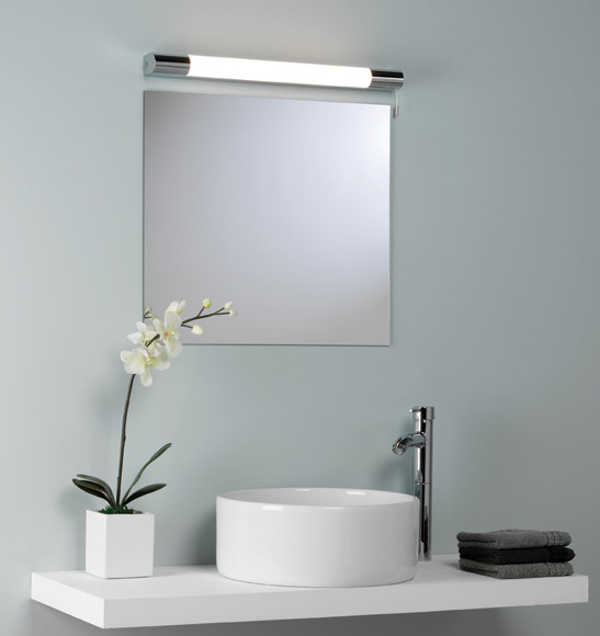 Palermo Bathroom Wall Light, switched above mirror light | AX0781 ...