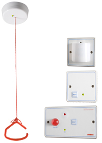 Dis 1 Disabled Persons Toilet Alarm System Deluxe