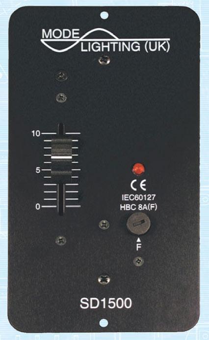 The Mode Sd1500 Slider Dimmer Mode Lighting Sd1500 Mains