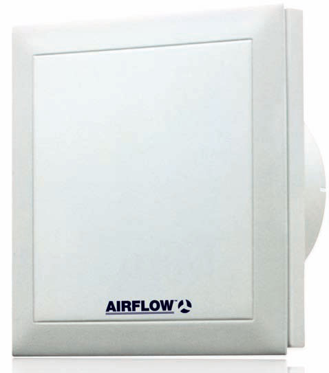 qt100ht airflow quietair fan with adjustable humidity