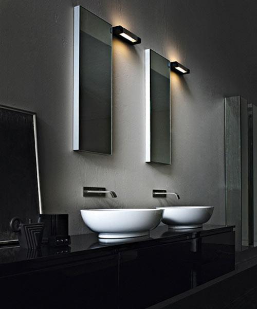 Forum help illuminazione bagno - Lampade sopra specchio ...