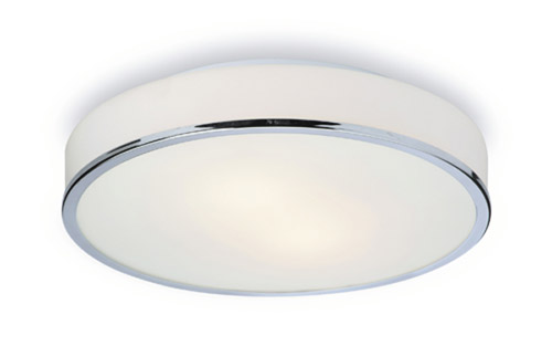 Firstlight Profile Flush 5756 Bathroom Light, IP44 rated bathroom ...